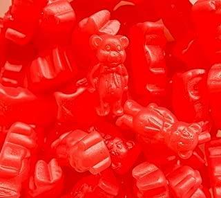 JuJu Cinnamon Bears 5 POUND Classic Bulk Candy