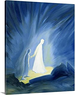 Even in The Darkness of Out sufferings Jesus is Close to us, 1994