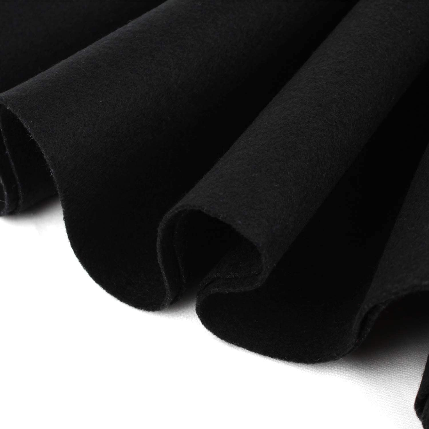 Barcelonetta Acrylic Felt Fabric New product 72'' 1.5mm Sales for sale Inch Wide Thic