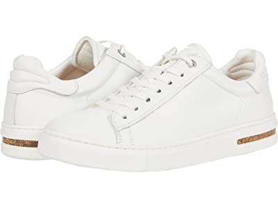 Birkenstock Bend (White Leather) Shoes
