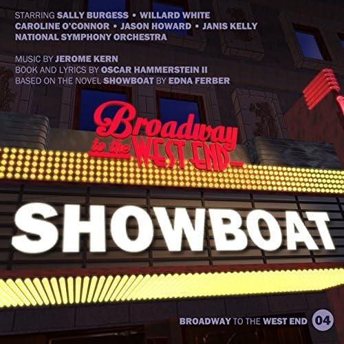 Janis Kelly, Jason Howard & Willard White feat. ナショナル・シンフォニー・オーケストラ & John Owen Edwards