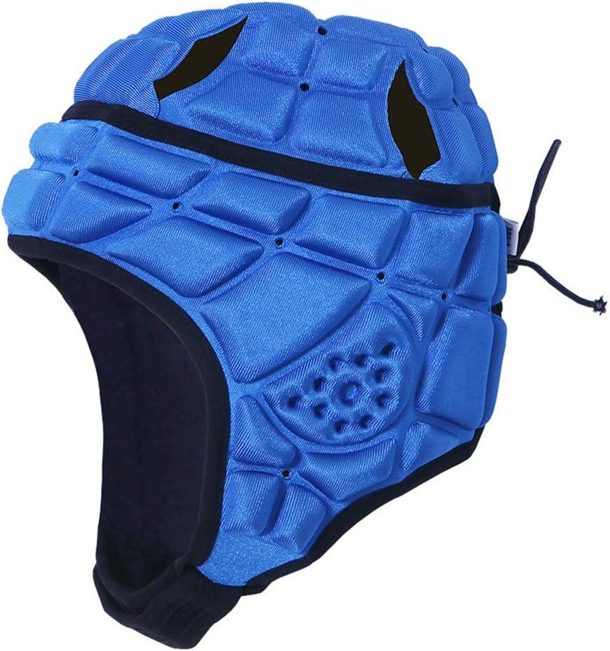 Air Rugby Headguards,Soft Helmet Scrum Cap,Lightweight Full Protection 7v7 Flag Football Headgear for Kids : Sports & Outdoors