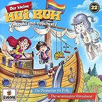 Der kleine Hui Buh 22. Ein Piratentier fuer Polly / Die verwuenschte Wuenscherei