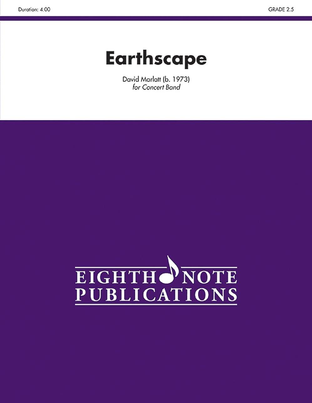 シャトル動くペネロペEarthscape: Conductor Score & Parts (Eighth Note Publications)