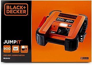 Black + Decker BDJS450-QW onmiddellijke starthulp 450A, bescherming tegen omgekeerde polariteit