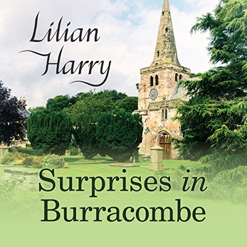 Surprises in Burracombe cover art
