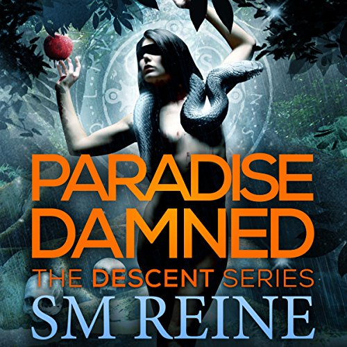 Paradise Damned: An Urban Fantasy Novel audiobook cover art