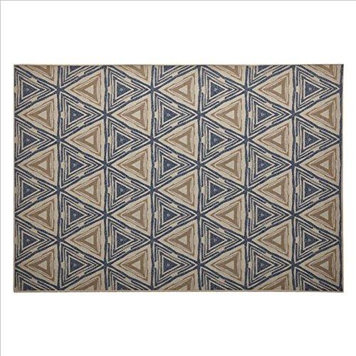 Kreative moderne Teppiche, hochwertige rechteckige Geometic Teppich lebenden Teppich Nordic Retro Trend modernen minimalistischen Teppich Schlafsofa Teppich rutschfeste Teppich