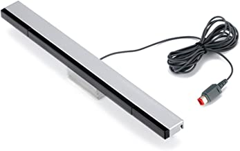 CAVN New Replacement Wired Infrared Ray Sensor Bar Compatible with Nintendo Wii and Wii U Console