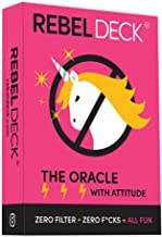 REBEL DECK - The Oracle with Attitude - Oracle Deck (60...
