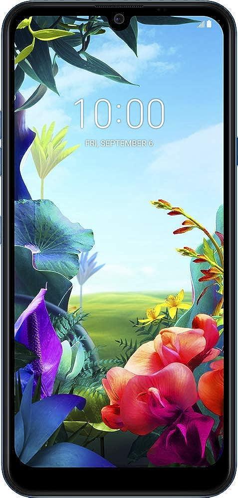 Lg k40s smartphone dual sim con doppia fotocamera grandangolar LMX430EMW.AITCBL