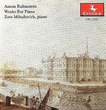 Rubinstein, A.: Piano Music