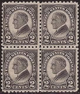 1923 harding memorial stamp