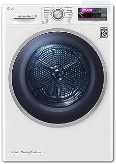 atFoliX Plastglasskyddsfilm är kompatibel med LG RT8DIH1Q Glasskydd, 9H hybridglas FX Skyddsglas av plast