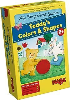 HABA 7135 My Very First Games-Colores y Formas de Peluche