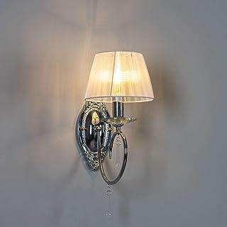 KOSILUM - Applique murale baroque - Lumyse - EN SOLDES ! - Lumière Blanc Chaud Eclairage Salon Chambre Cuisine Couloir - 1...