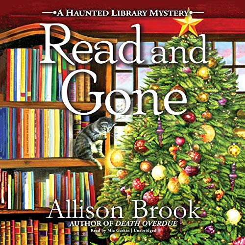Read and Gone audiobook cover art