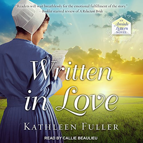Written in Love audiobook cover art
