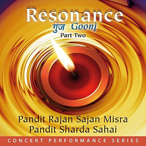 Pandit Rajan Sajan Misra feat. Pandit Sharda Sahai