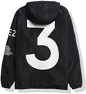 boys windbreaker black