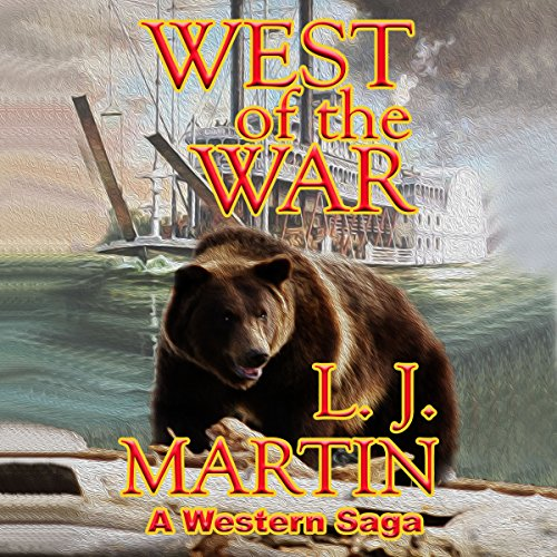 West of the War audiobook cover art