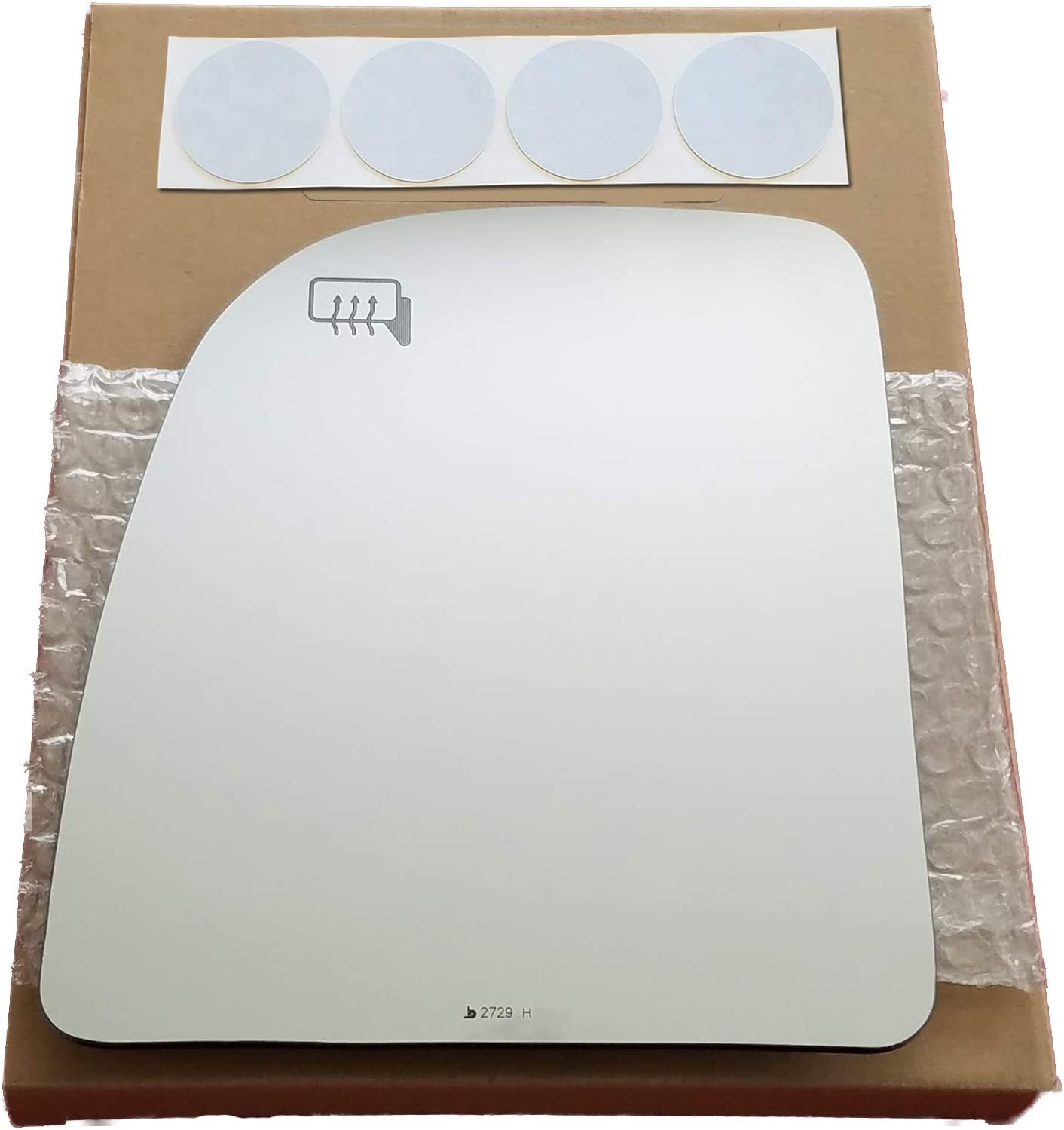 Mirror safety Glass Ranking TOP14 Replacement + Adhesive for Pads Excu 2000-2005 Ford