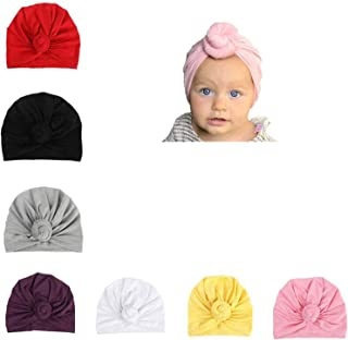 Best baby knot head wraps Reviews