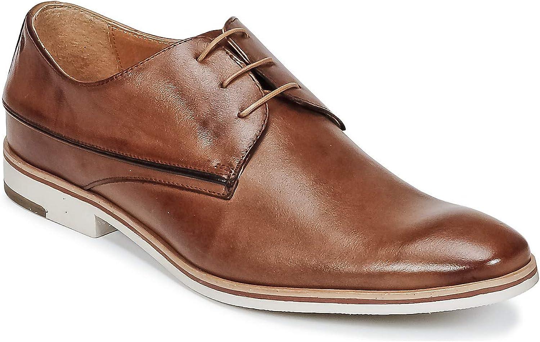 Carlington POLEUT Derby-Schuhe & Richelieu Herren Braun - 43 - Derby-Schuhe