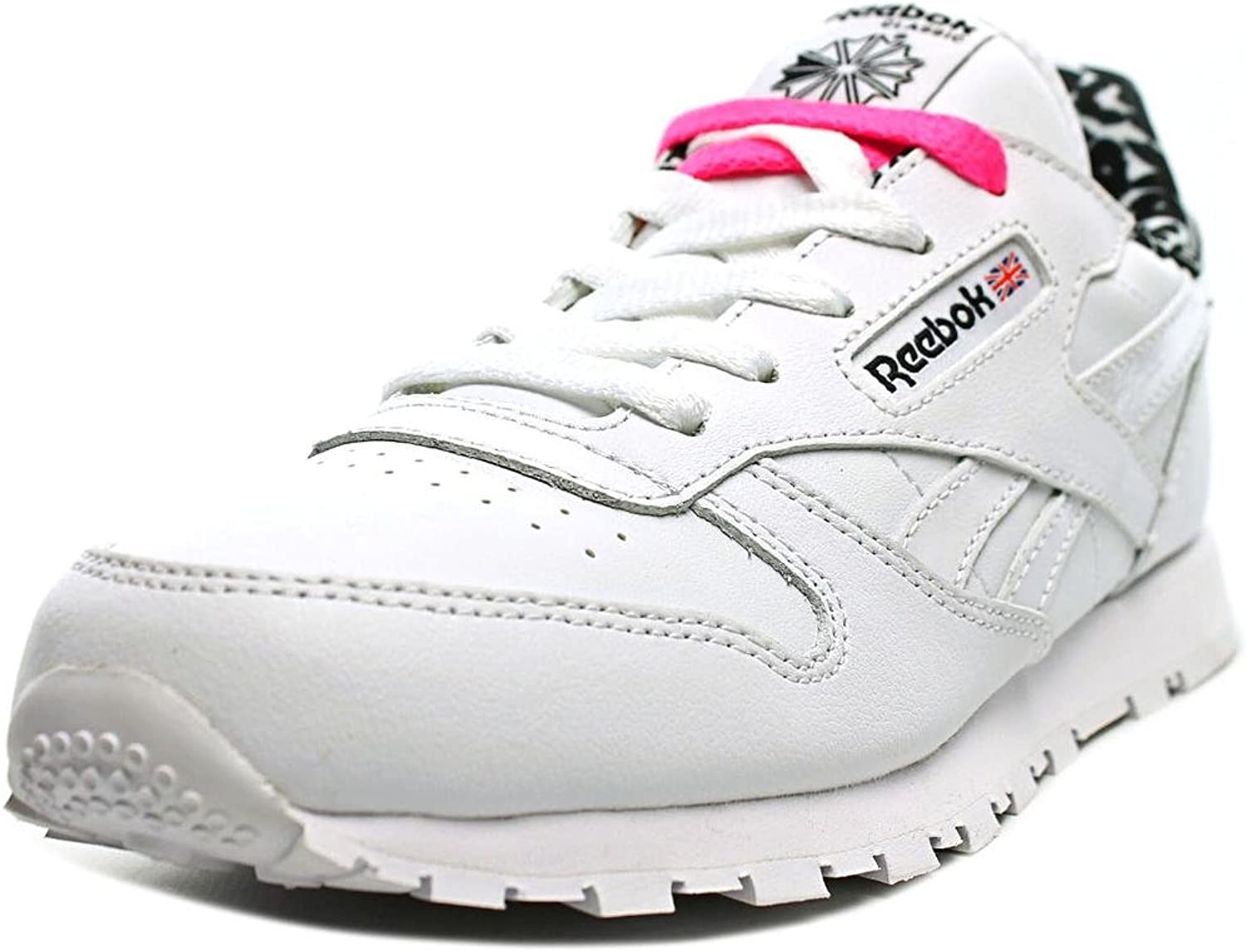 Reebok - Classic Leather Animal Sneakers (Little Kid)