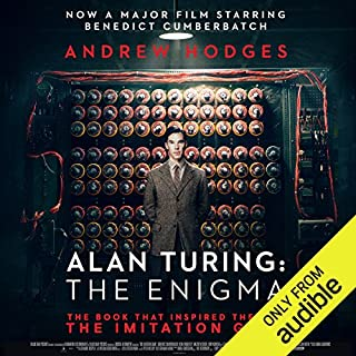 Alan Turing: The Enigma cover art