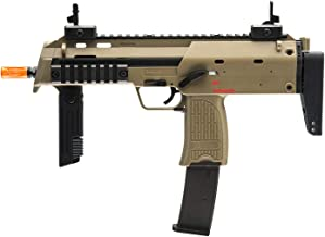 Elite Force HK Heckler & Koch MP7 GBB Automatic 6mm BB Rifle Airsoft Gun, FDE
