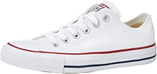 Converse Chuck Taylor All Star Seasonal Colors Ox Unisex (46-47 M EU / 14 B(M) US Women / 12 D(M) US Men, Optical White)