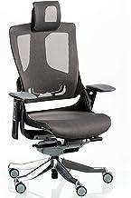 Mahmayi Robotto 709 High Back Ergonomic Mesh Chair Black