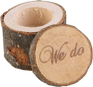 ring bearer wooden box