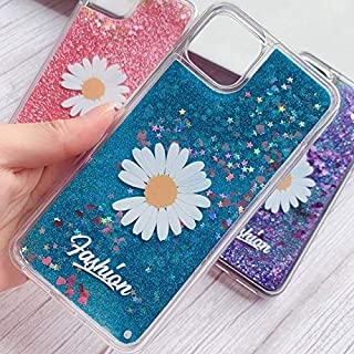 SIZOO - Fitted Cases - The New 3D TPU Quicksand Liquid Dynamic Phone Case for for Apple for IPhone 11 Pro Max Se2 7Plus Xr...