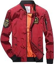 Men's Winter Warm Casual Fashion Pure Color Jacket Zipper Outwear Coat Tops
