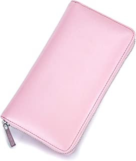 Credit Card Holder Men Theft Travel Passport Long Wallet Women Business Id Holder 36 Cards Purse