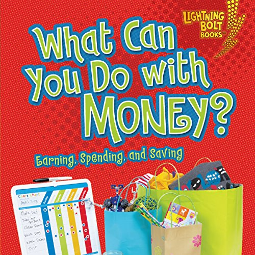 What Can You Do with Money? copertina