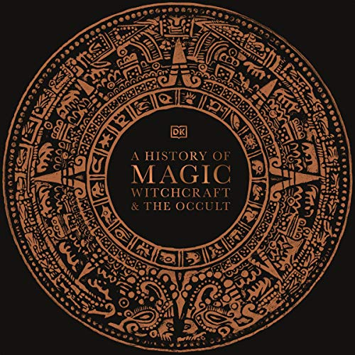 A History of Magic, Witchcraft, and the Occult cover art
