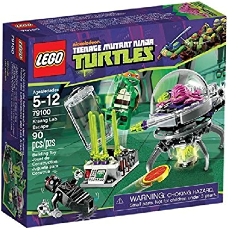 LEGO Teenage Mutant Ninja Turtles 79100  Kraang Lab Escape