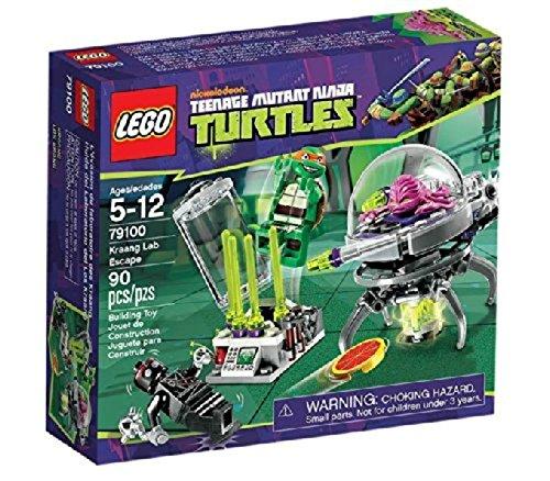 LEGO Teenage Mutant Ninja Turtles 79100 - Kraangs Labor