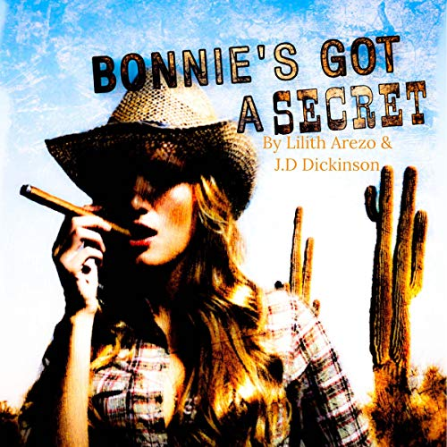 Bonnie's Got a Secret cover art