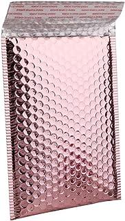 rongweiwang 10 st aluminiumfolie bubbla försändelse skala förpackning påse tätning poly vadderade kuvert ömtåligt förpackn...