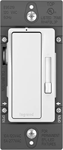 2021 Radiant new arrival 0-10V high quality Dimmer in White outlet online sale