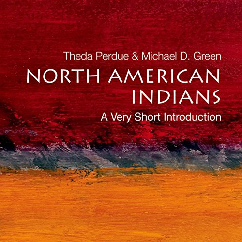 North American Indians audiobook cover art