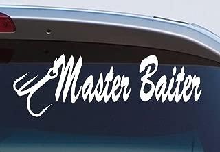 Titans unique design Master Baiter Car 4X4 Fishing Boat 300Mm Rude Decal