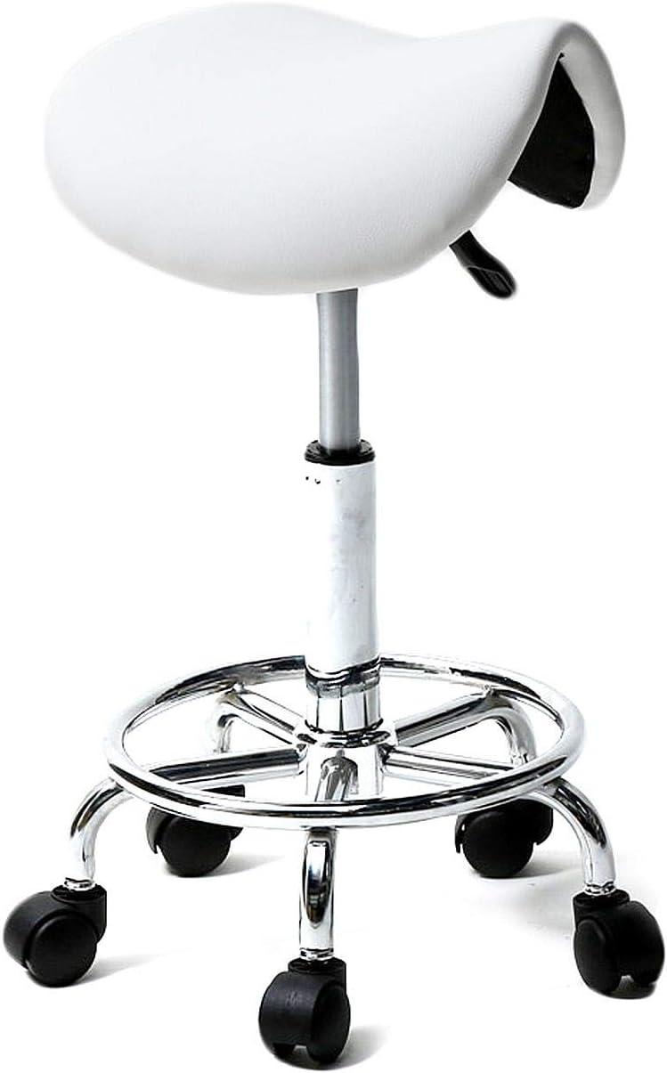 Saddle Stool Adjustable Rolling Height Swivel Ad Massage 2021new shipping Memphis Mall free