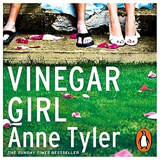 Vinegar Girl     The Taming of the Shrew Retold (Hogarth Shakespeare)              De :                                                                                                                                 Anne Tyler                               Lu par :                                                                                                                                 Kirsten Potter                      Durée : 5 h et 57 min     1 notation     Global 5,0