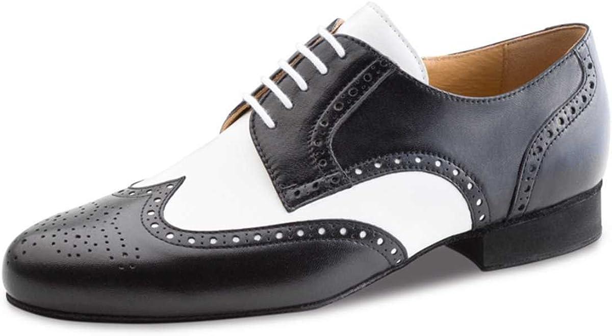 Chaussures de Danse Homme 28023/Cuir Werner Noyau Largeur Normale