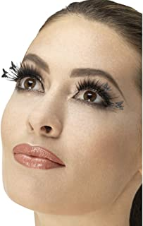 Smiffy's 47060 Winged Butterfly Eyelashes (one Size)